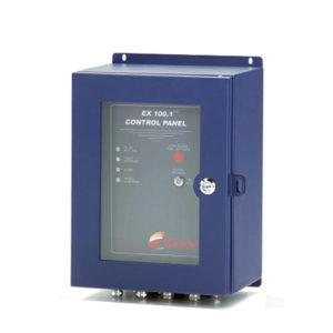 Jednostrefowa centrala sterująca EX 100.1