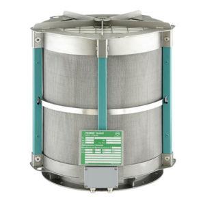 Bezpłomieniowe urządzenie odciążające wybuch typ Q-ROHR-3