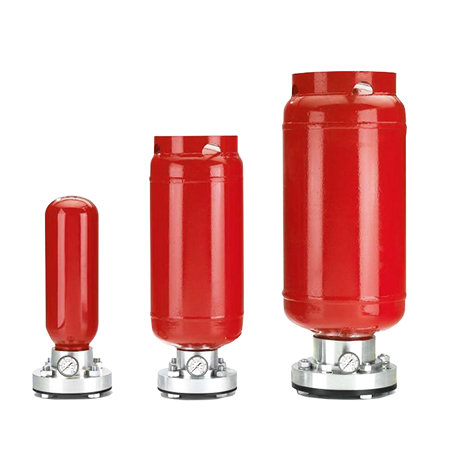 HRD-E, HRD Piston Fire and HRD Firewolf Suppressant Containers