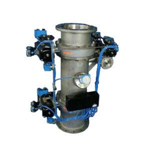 Ciśnieniowa śluza komorowa z certyfikatem Atex (dozowanie)