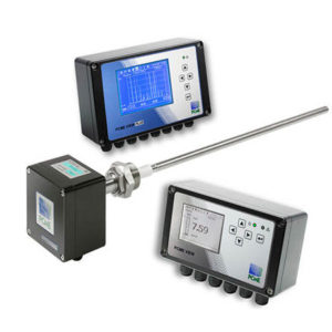 Czujnik zapylenia - kontrola uszkodzenia wkładów filtra