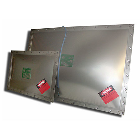 EDP Single-Layer Explosion Relief Panel