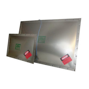 ERO Single-Layer Burst Panel