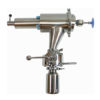 SamFreeglide Inline Sampler for Powders and Granules from Downpipes