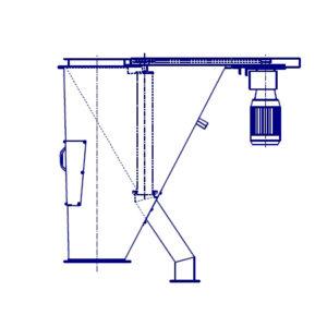 Próbobiernia rurowa - pobór próbek biomasy/węgla z kanału przesypowego