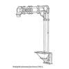 Przenośnik aero-mechaniczny AMC (transport talerzykowo-rurowy)