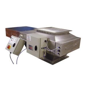 Separatory z automatycznym układem oczyszczania magnesów