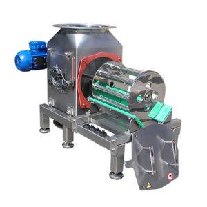 Separatory z ręcznym układem oczyszczania magnesów dla produktów wilgotnych