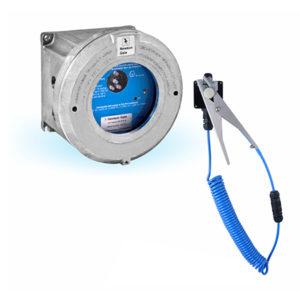 System kontroli uziemienia autocysterny Earth-Rite RTR (następca modelu Dual Mode)