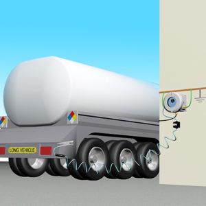 Earth-Rite RTR — Static Grounding Protection for Tanker Trucks