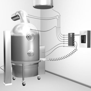 Система контролю заземлення процесових установок, Earth-Rite Multipoint