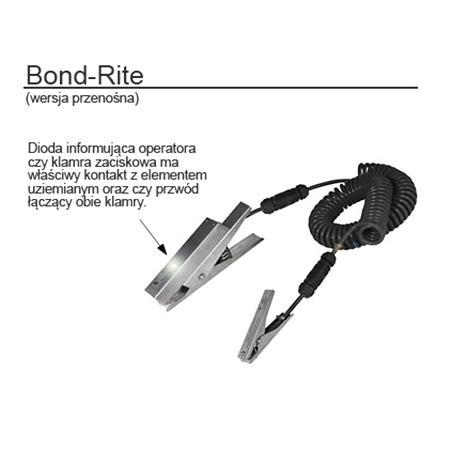 System monitorujący stan uziemienia Bond-Rite
