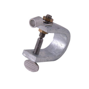 Stainless Steel Medium Duty Clamp with Hytrel Spiral Cable
