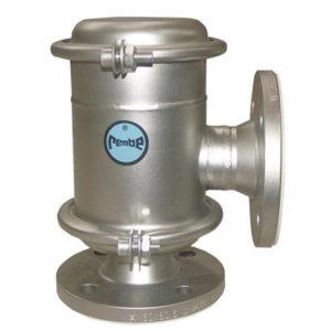 Zawór oddechowy dla cieczy i gazów na nad i podciśnienie typ ELEVENT