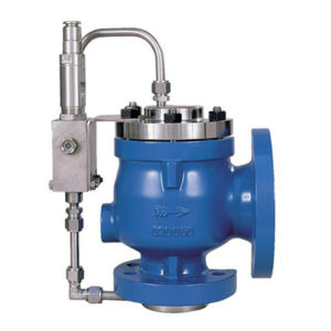 Bailey / Birkett Safety Valves