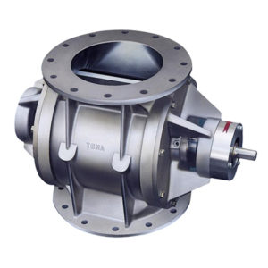 Explosion Isolating Rotary Valve